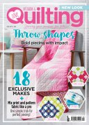 Love Patchwork & Quilting, issue 60: 'Heartbreaker' by Caroline Hadley (Geometriquilt)