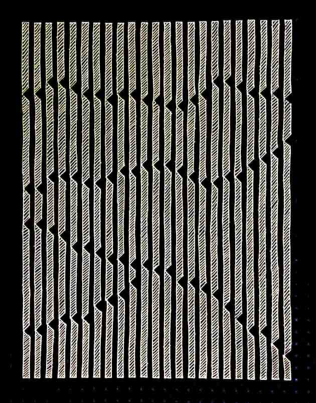 Geometriquilt: Sunday sketch #117