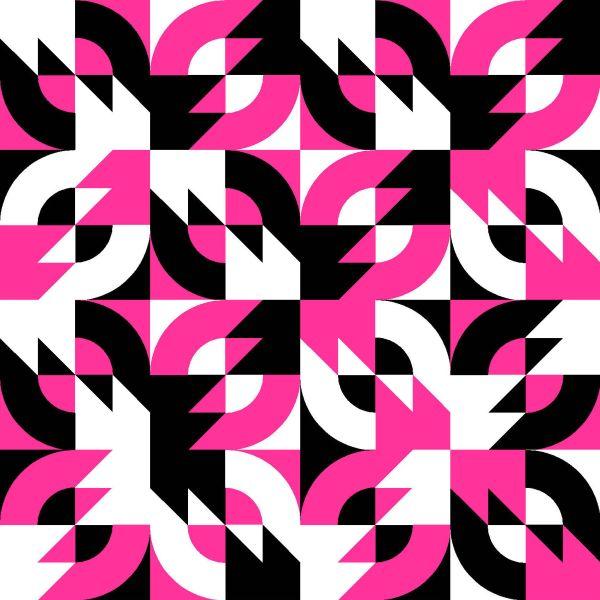 Geometriquilt: Sunday sketch #149-1
