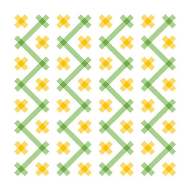 Geometriquilt: Sunday sketch #151