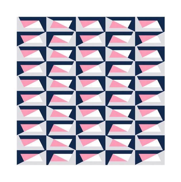 Geometriquilt: Sunday sketch #200-1