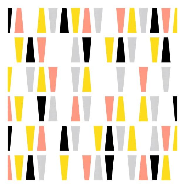 Geometriquilt: Sunday sketch #219-3