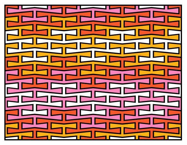 Geometriquilt: Sunday sketch #221-4