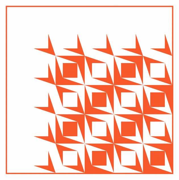 Geometriquilt: Sunday sketch #222-2