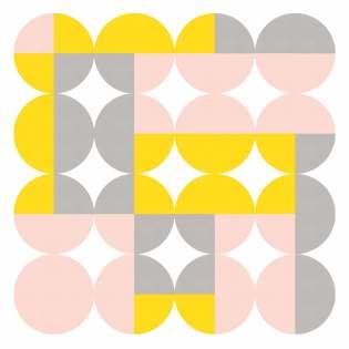 Geometriquilt: Sunday sketch 224-4