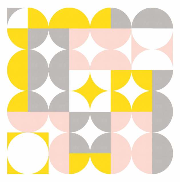 Geometriquilt: Sunday sketch 224-6
