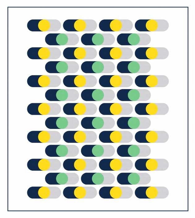 Geometriquilt: Sunday sketch #231-6