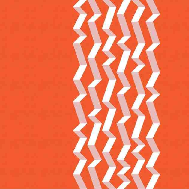 Geometriquilt: Fanfold